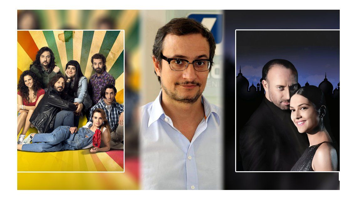 Pablo Cullel y él éxito de Las Mil y una Noches: No nos gusta perder con una novela extranjera