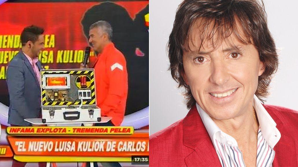 Nuevo escándalo en Villa Carlos Paz: los divismos de Gustavo Bermúdez, que se peleó y plantó la temporada