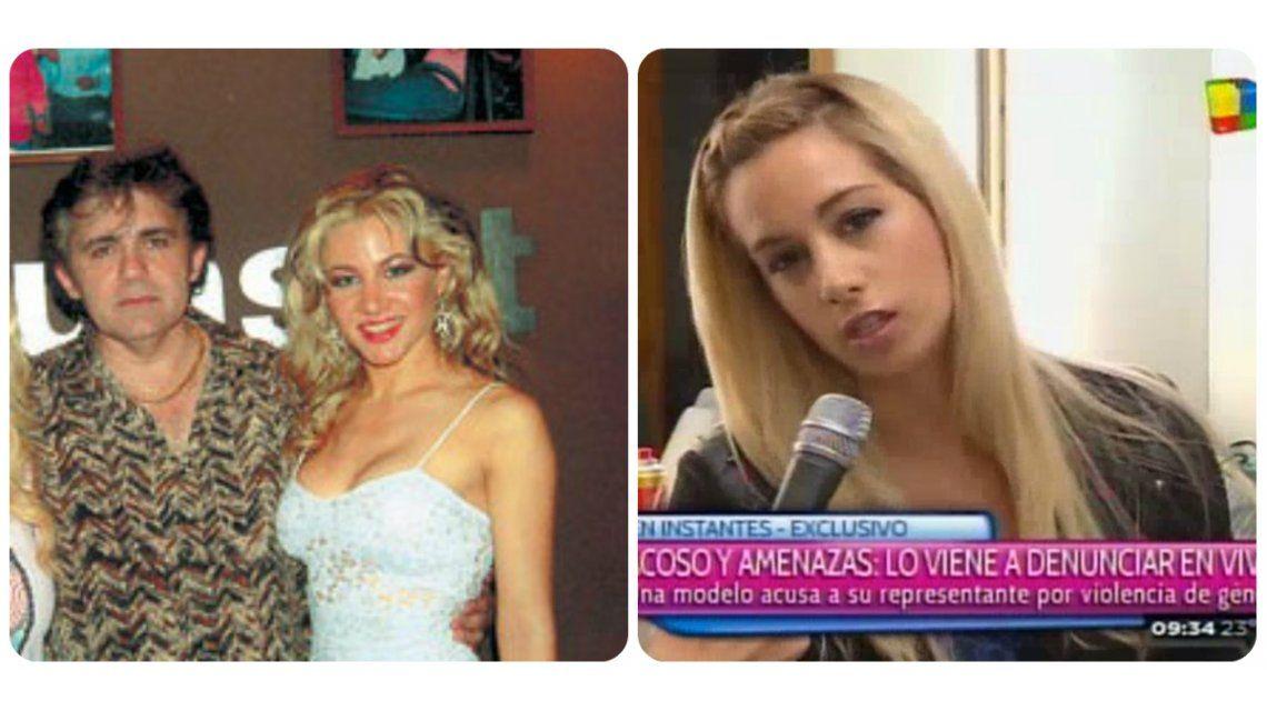 Las amenazas del ex de Adabel Guerrero a una modelo: Te van a hacer mierda