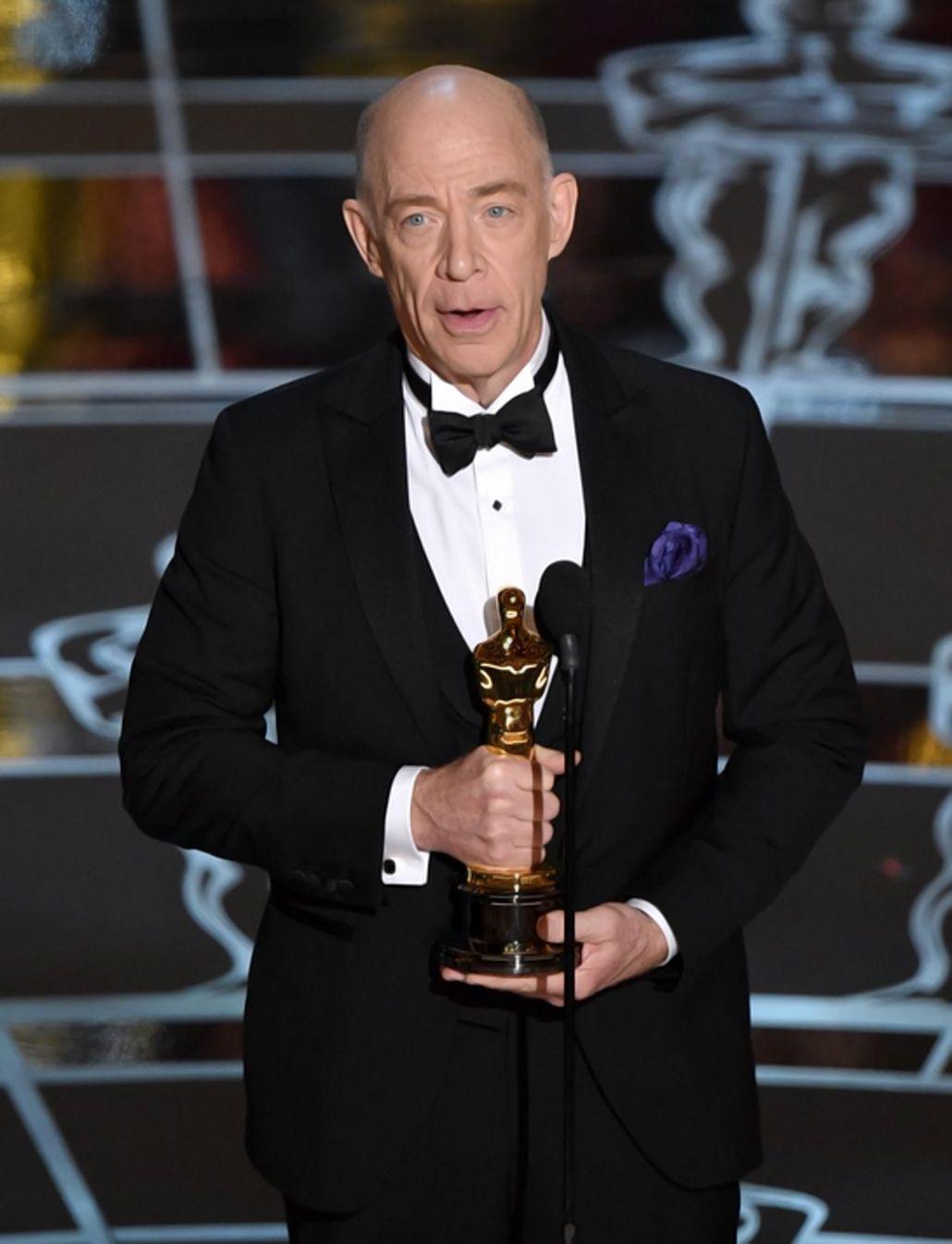 Las mejores fotos de los Oscar 2015: Así recibían el premio los ganadores