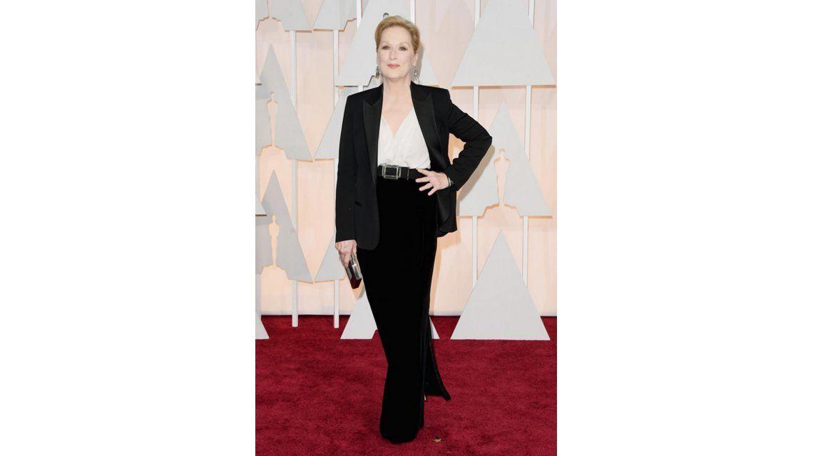 El extraordinario récord que puede conseguir Meryl Streep