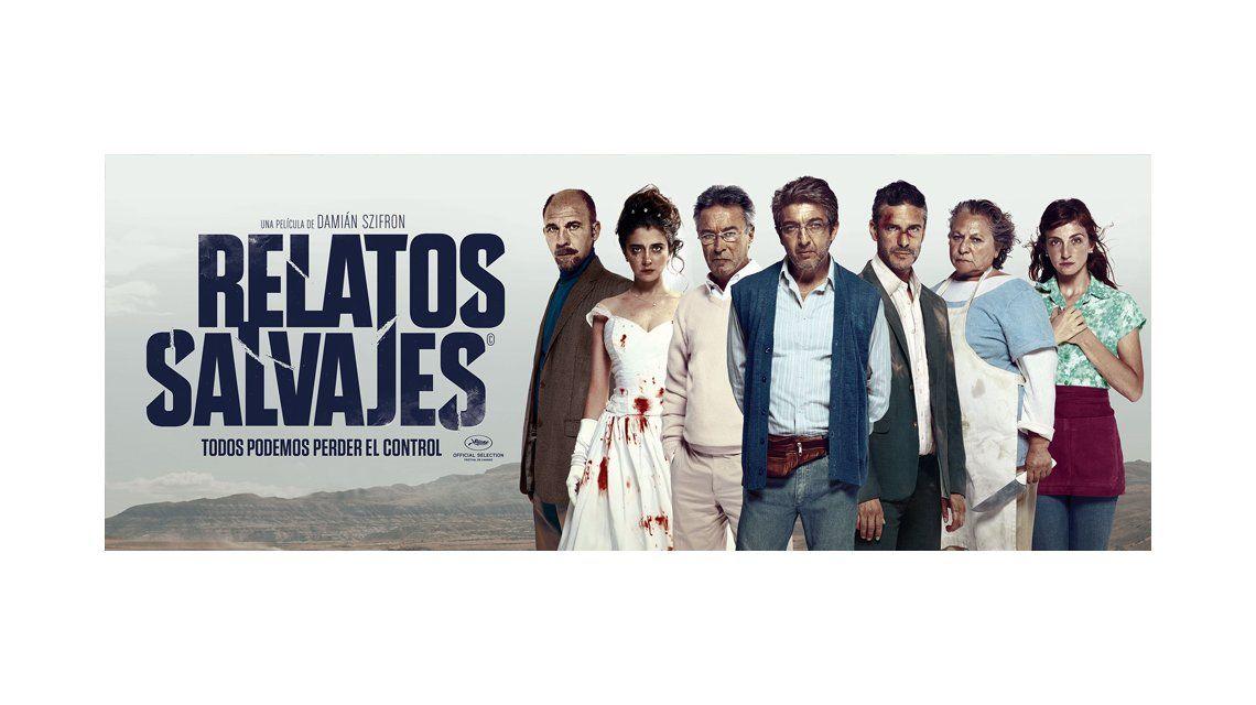 Orgullo argentino: Relatos Salvajes arrasó en los Premios Platino