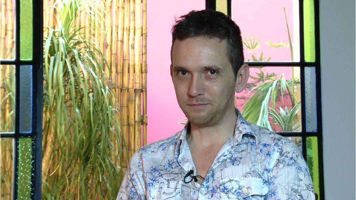Diego Reinhold: Fui víctima de abuso de un familiar, estuve al borde de la muerte