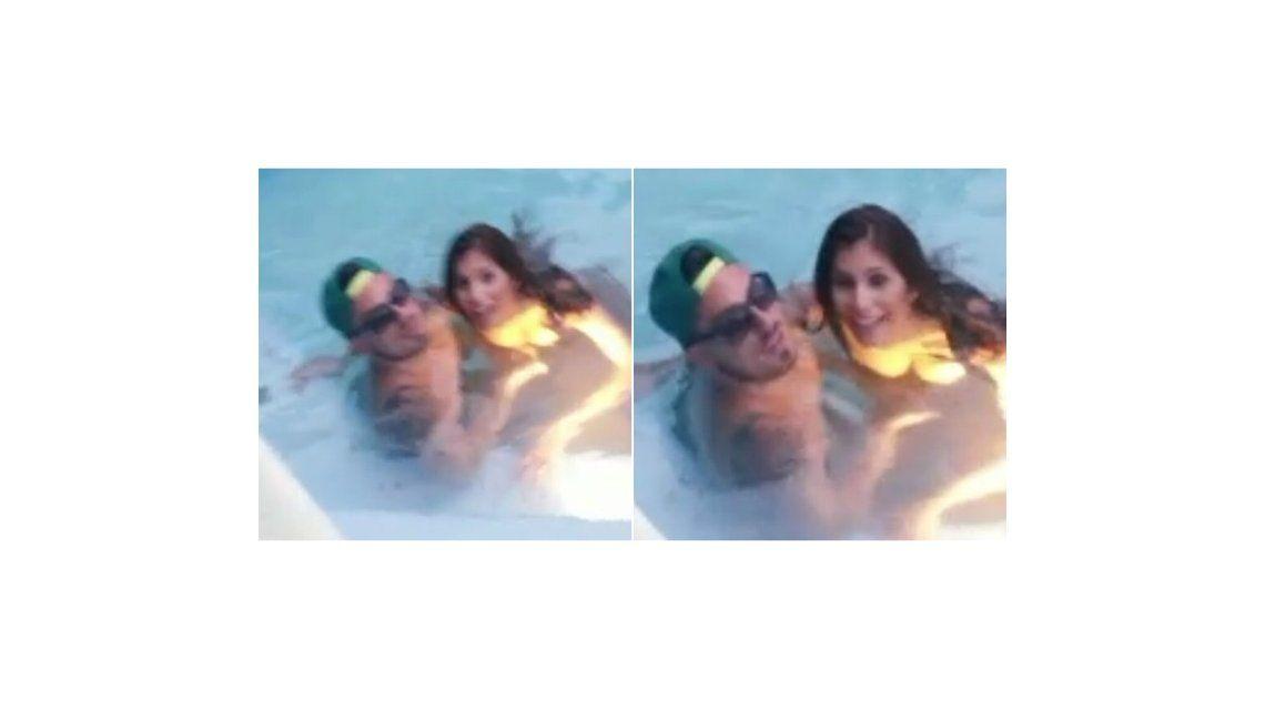 Difunden Supuestas Fotos De Fede Bal Y Magalí Mora Desnuda En Una