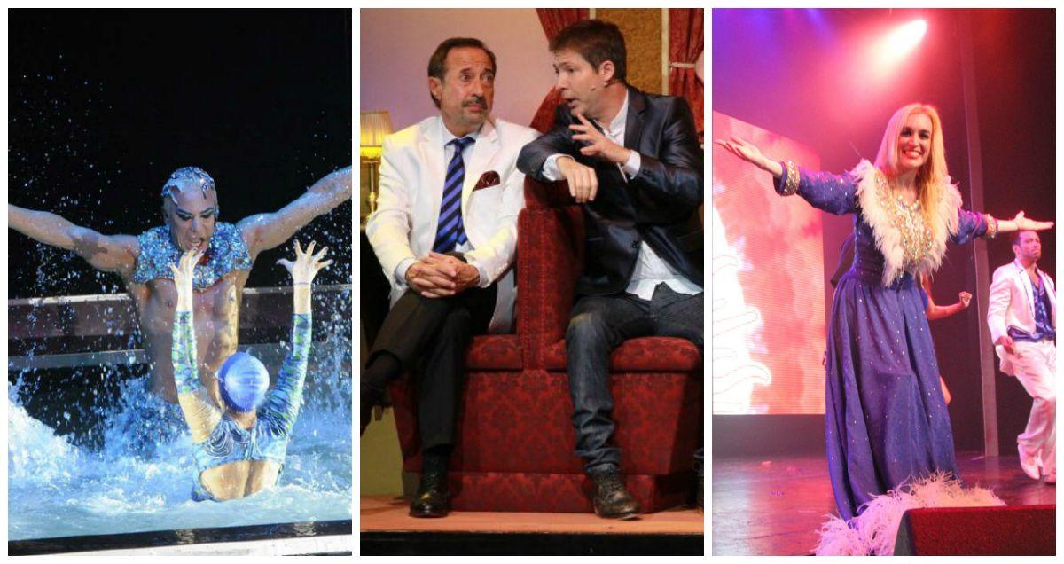 Temporada teatral: Mar del Plata baja el telón
