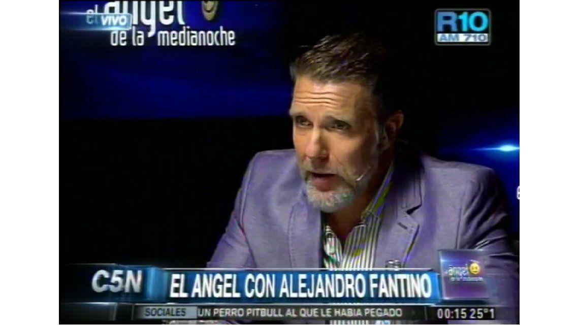 Alejandro Fantino, a horas de su regreso a Animales Sueltos: Iba a arrancar el programa con humor pero preferí tener un mano a mano con...
