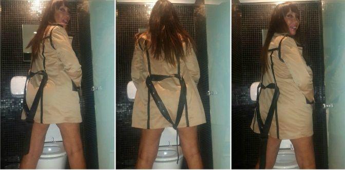 Moria hace pis parada: Los baños femeninos son un asco y así evito incomodidades, explicó