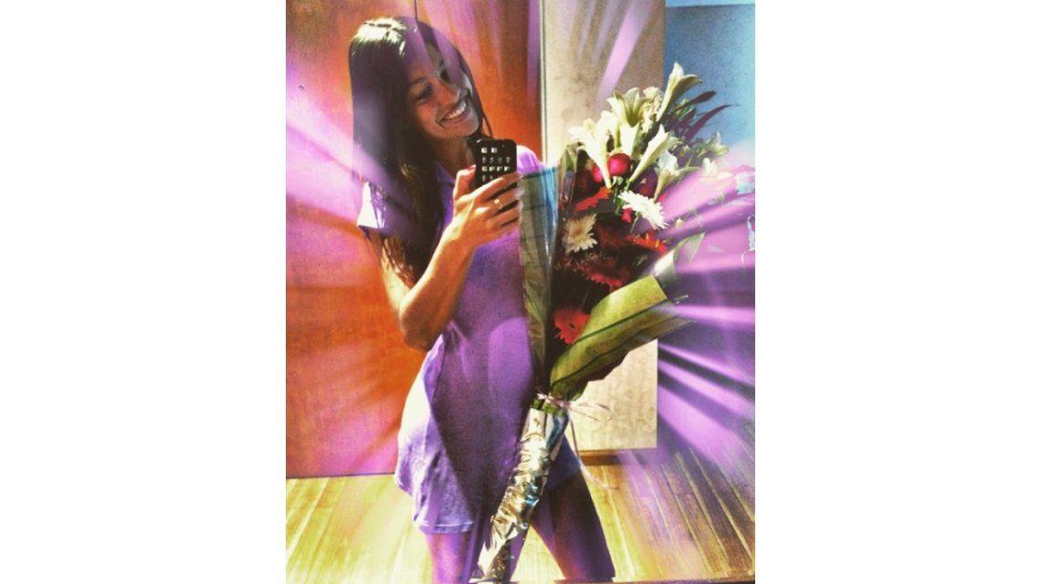 Stefanía Domínguez, la nueva chica de Riquelme y un especial regalo de San Valentín