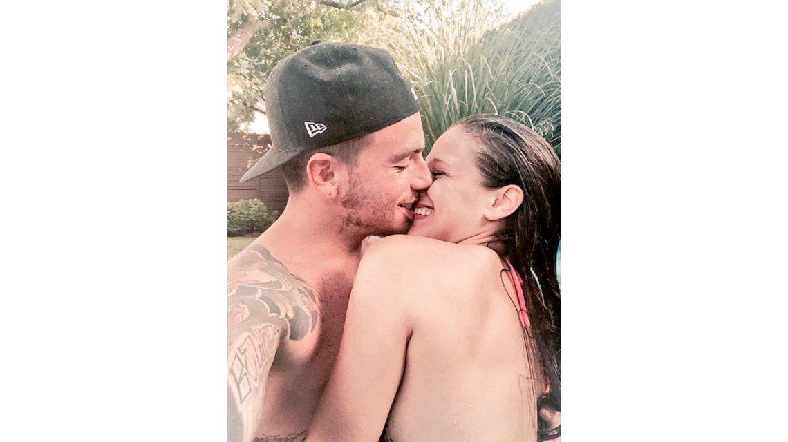 Día de los enamorados: La foto que confirma el noviazgo de Fede Bal y Barbie Vélez