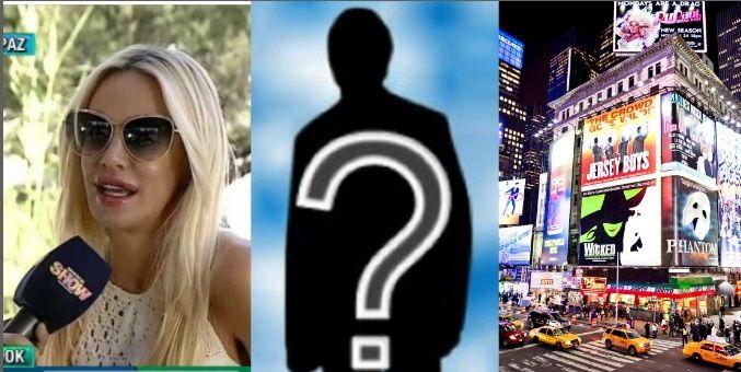 Luciana Salazar tiene muchos amigovios pero hay uno que le gusta más: Vive en Nueva York