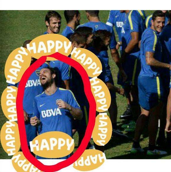 La humorada de Jimena Barón a su novio, Daniel Osvaldo, por su llegada a Boca