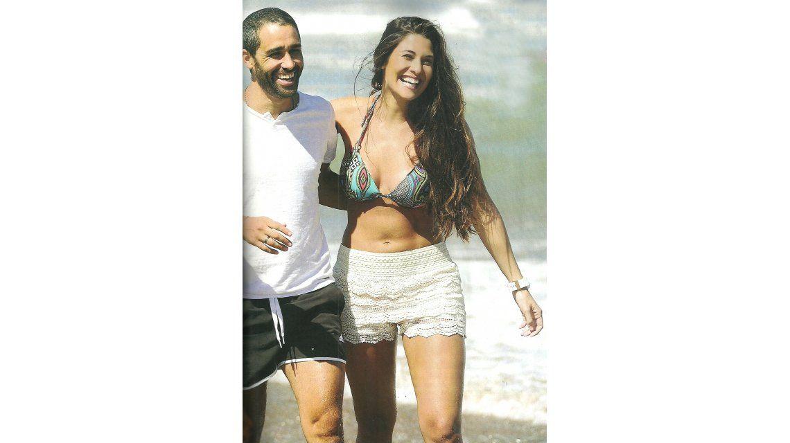 Ivana Nadal y el Pollo Álvarez apuestan al amor: Nos queremos como somos realmente