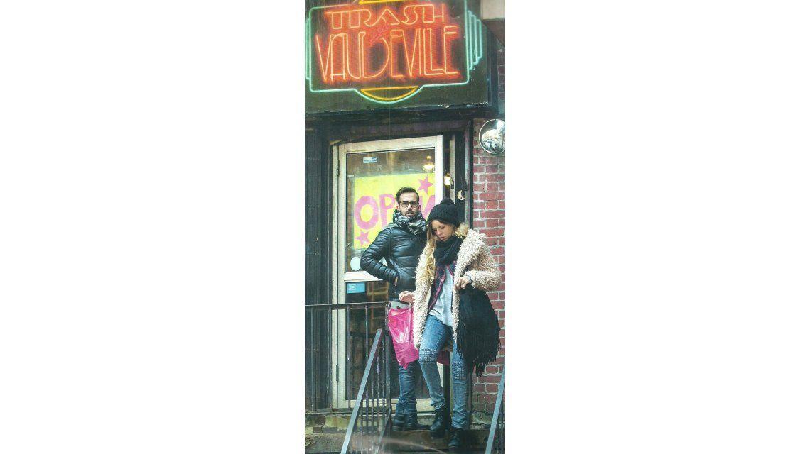 El viaje de reconciliación de Cande Tinelli y Nacho Lecouna a Nueva York