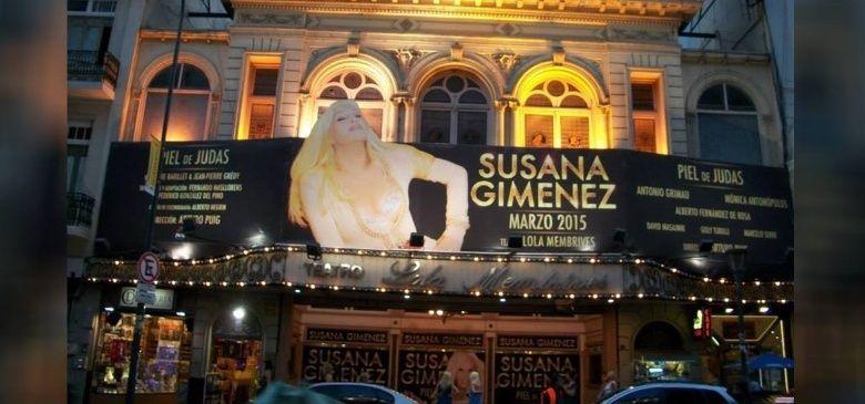 Susana y su honestidad brutal: Estoy muy nerviosa con lo del teatro