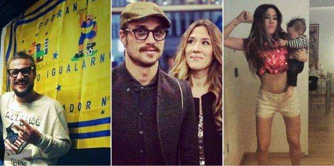 Fin de semana clave para el regreso de Daniel Osvaldo y Jimena Barón a Argentina: él, a Boca y ella, a la televisión