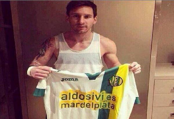 Lionel Messi mostró su nuevo tatuaje: ¿qué se hizo?