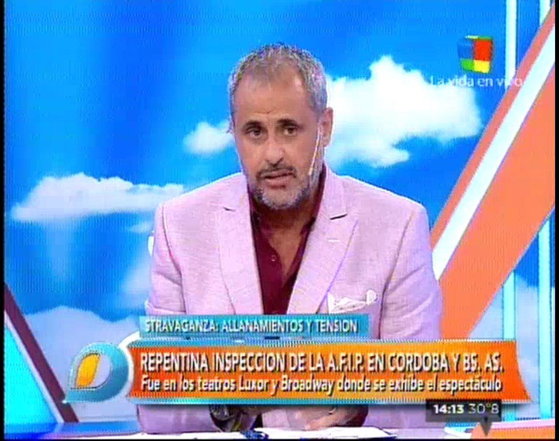 La fuerte respuesta de Jorge Rial a Flavio Mendoza: Están flojos de papeles