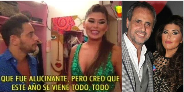 Loly Antoniale habló de casamiento y de tener un hijo con Jorge Rial: Queremos todo este año