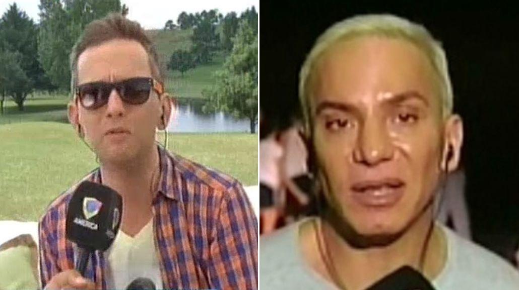 Diego Reinhold vs Flavio Mendoza: Decía que me drogaba para hacer las funciones, es un sorete