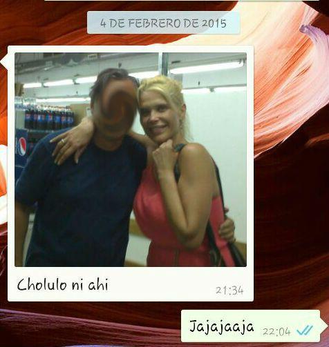 Versión periodística asegura que Nazarena Vélez estuvo en Santa Clara con Marcelo Cosentino