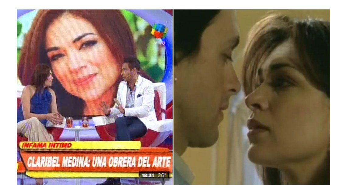 Claribel Medina habló por primera vez de su viejo romance con Esteban Prol