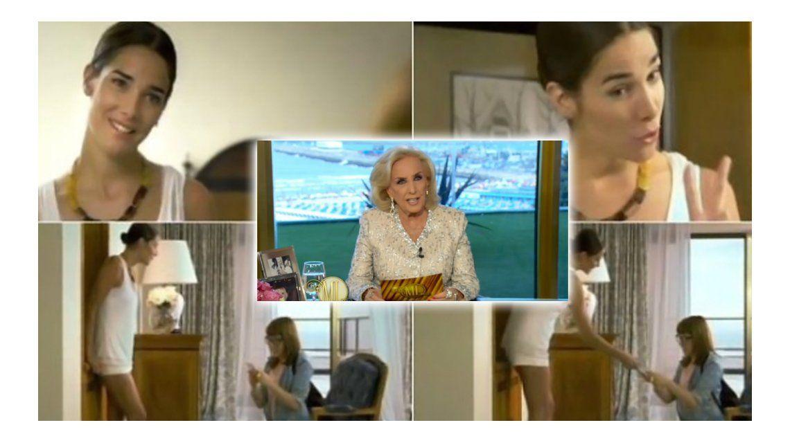 ¿Qué dijo Mirtha Legrand sobre el aviso que Juanita dedicado a susmuletillas?