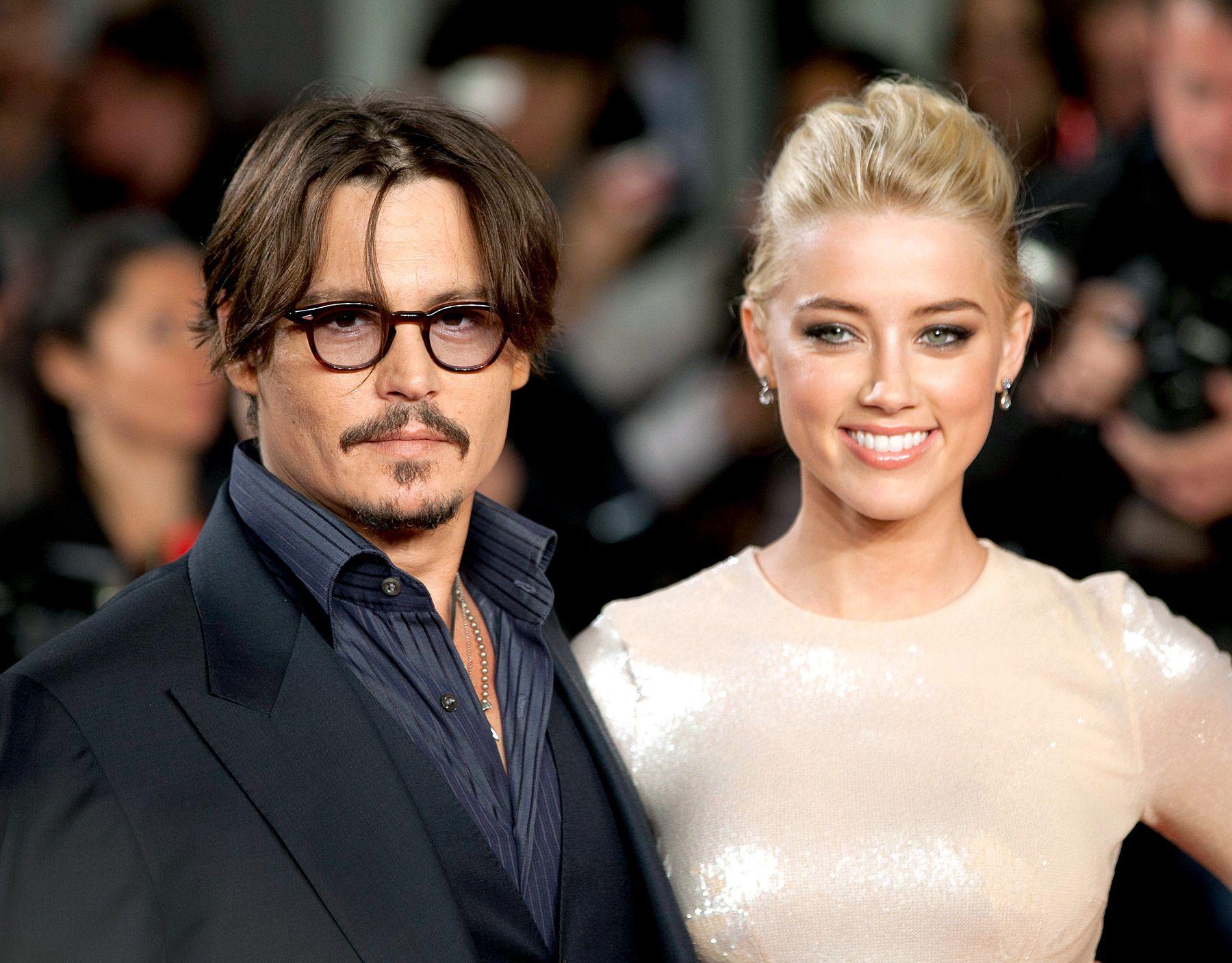 Lloran las fanáticas: Johnny Depp se casa en las Bahamas