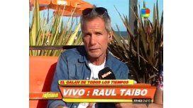 Raúl Taibo, íntimo: por qué se cansó de ser galán y el éxito de las ficciones extranjeras