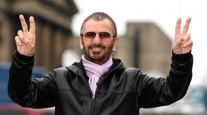 El beatle Ringo Starr tocará gratis y al aire libre en Buenos Aires