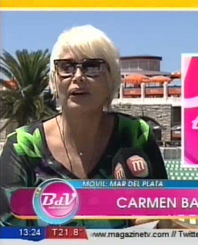 De mal en peor: ahora internaron a Carmen Barbieri y suspenden Leonas