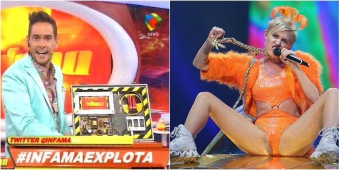 El cantante que quiere ser la Miley Cyrus mexicana