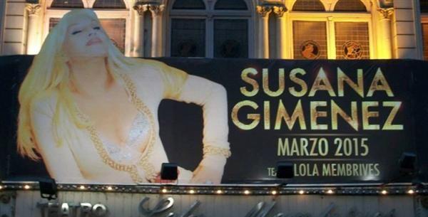 En el día de su cumpleaños, Susana Giménez tiene la primera baja para su obra