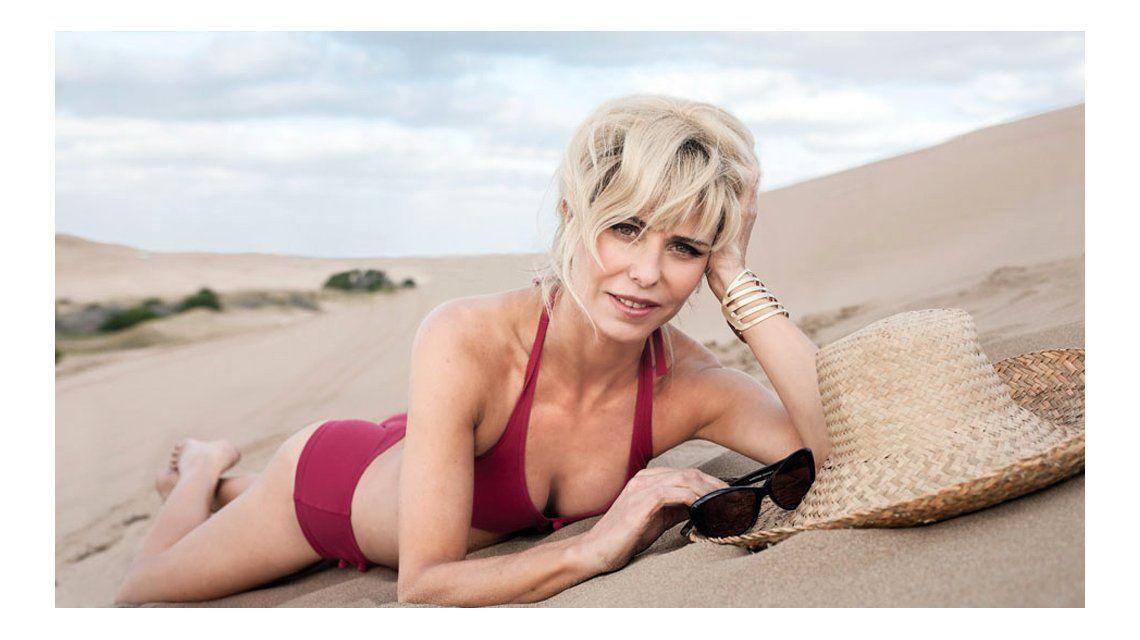 A los 47 años, Karina Rabolini despliega toda su sensualidad en una producción
