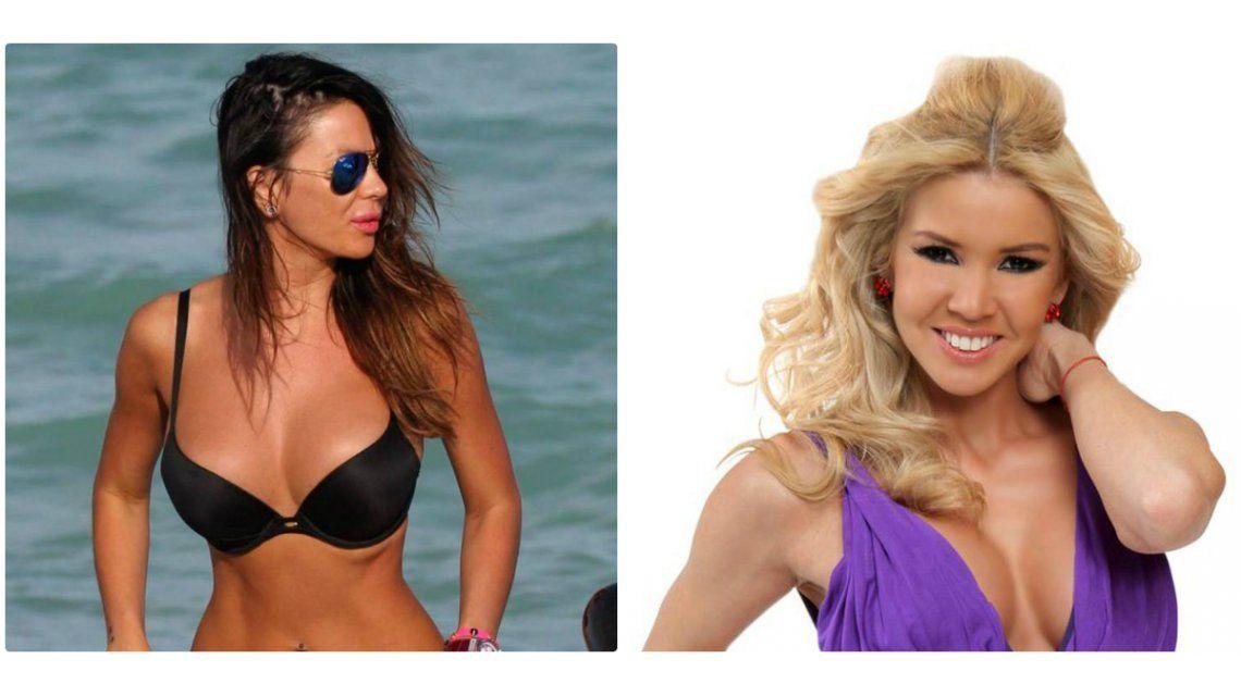 Karina Jelinek vs Dallys Ferreyra: ¡Qué no se meta con las argentinas, somos las más lindas del mundo!