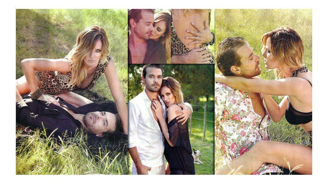 Paula Chaves y Pedro Alfonso no paran: A fin de año empezamos a buscar un hermanito para Olivia