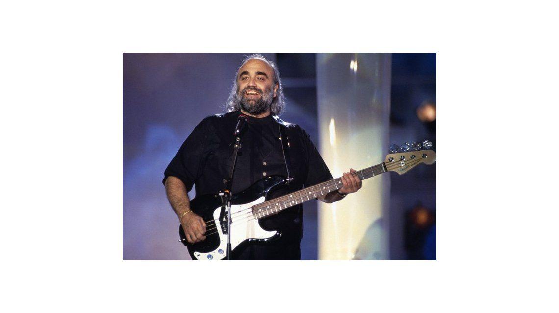 Falleció el cantante Demis Roussos a los 69 años