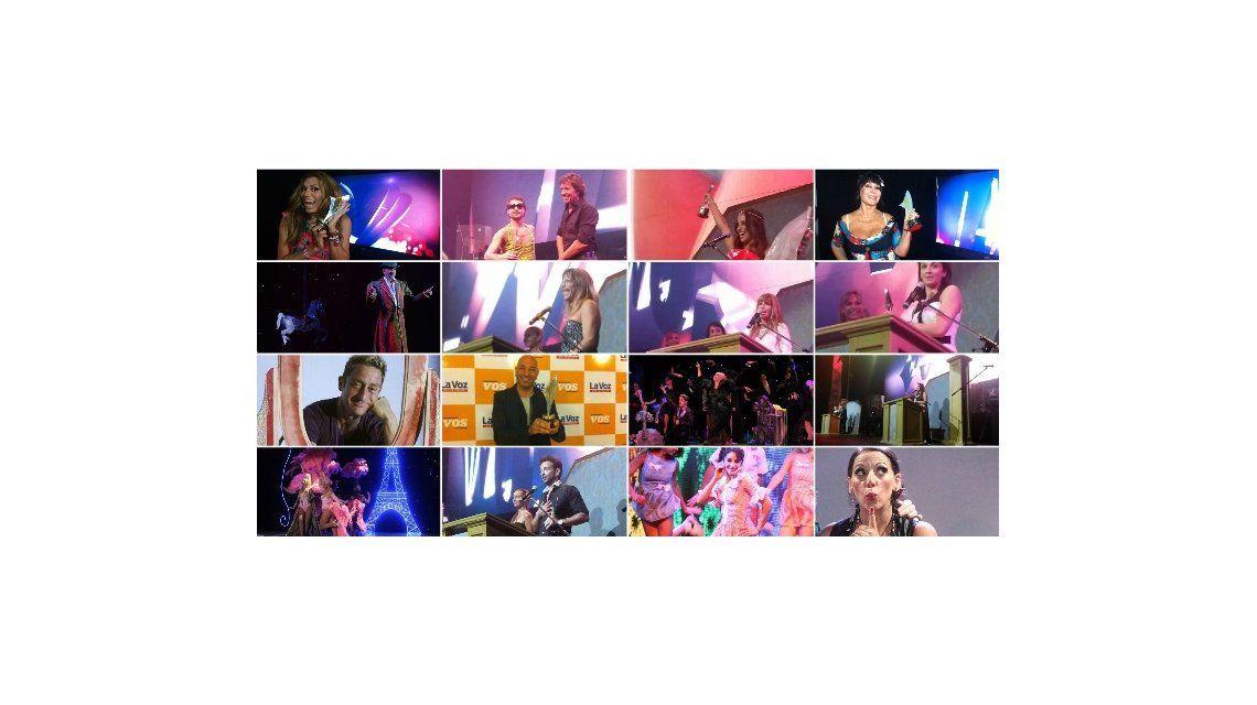 Todos los ganadores de los premios VOS: desde Stravaganza hasta Pedro Alfonso