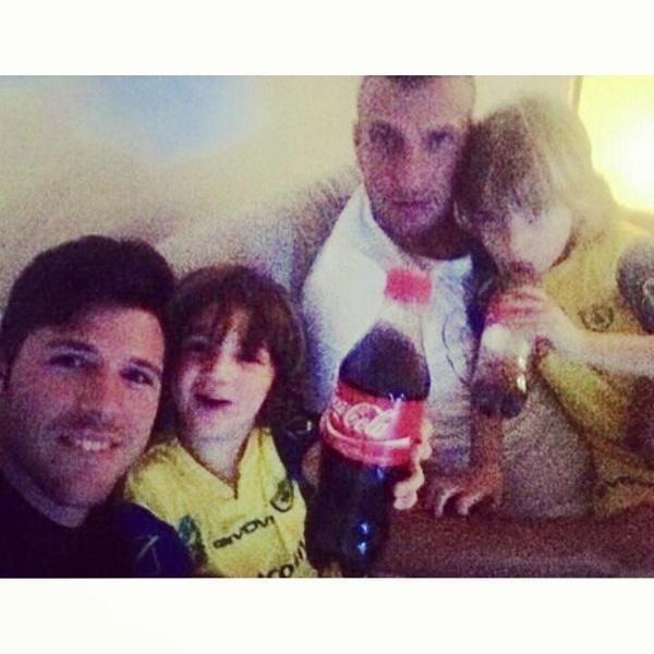 Siguen las gastadas de Maxi López a Mauro Icardi: los hijos en el medio