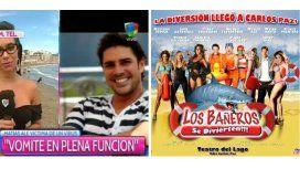Los Bañeros ¿víctima de un virus?: Alé, Loly, Palmiero y Escudero, descompuestos