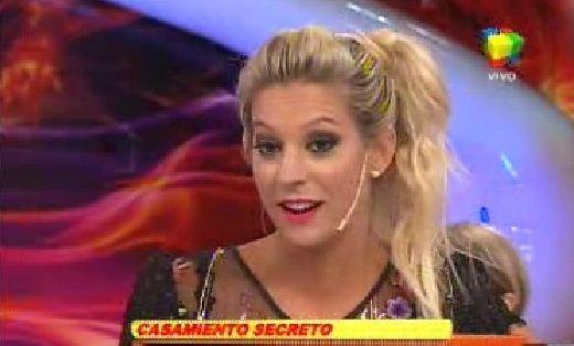 Noelia Marzol: El Pipita Higuaín me estuvo mandando mensajes hasta la semana pasada