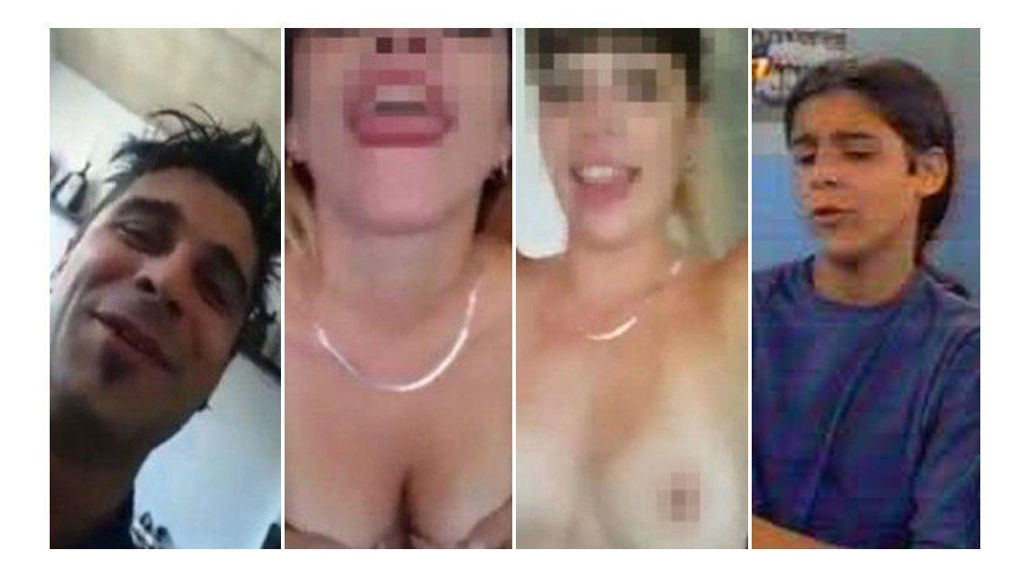 Apareció un video porno de un ex Cebollitas