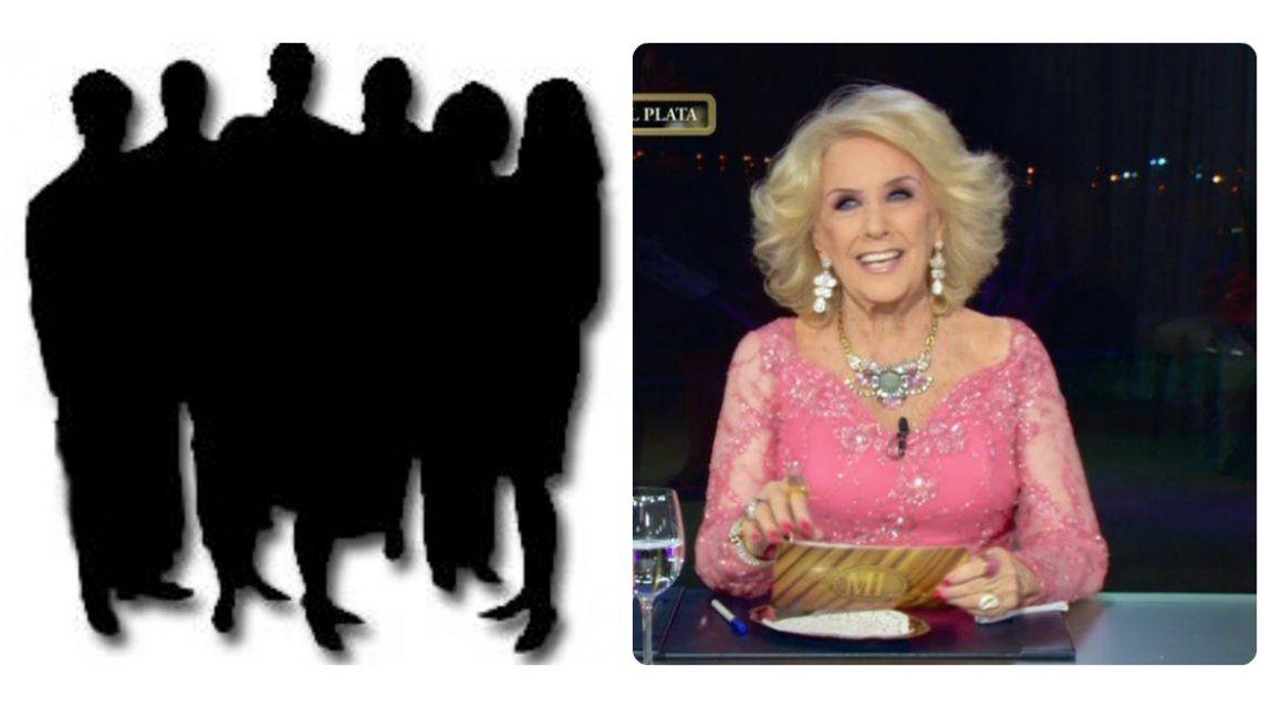 ¿Quiénes estarán en la mesa de Mirtha Legrand este fin de semana?