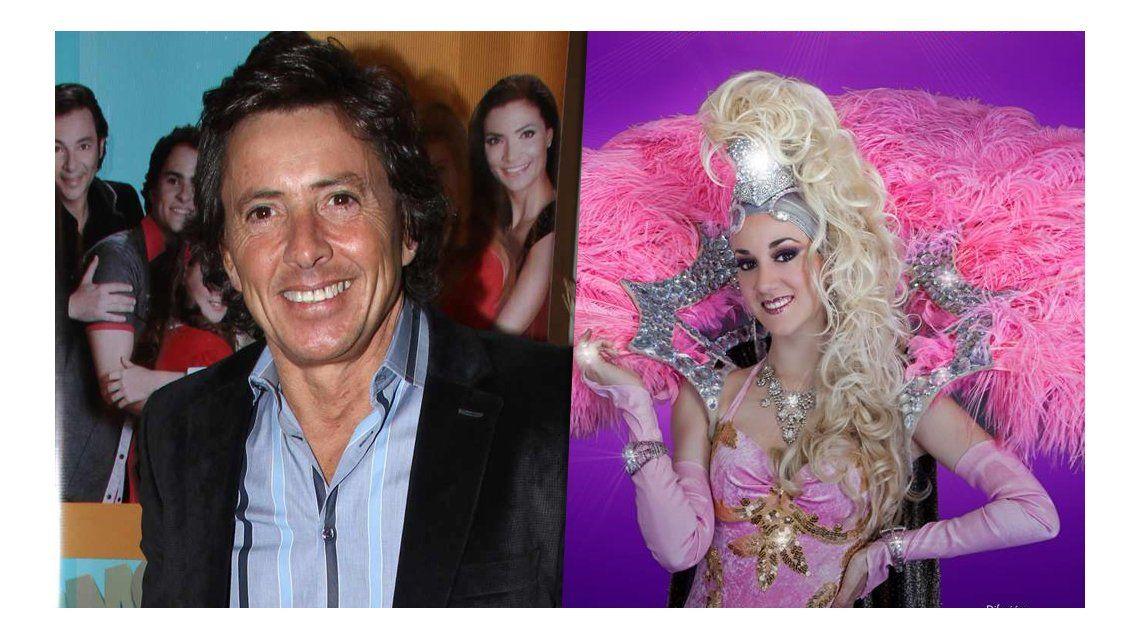 Gustavo Bermúdez y su relación amorosa con una bailarina 24 años menor