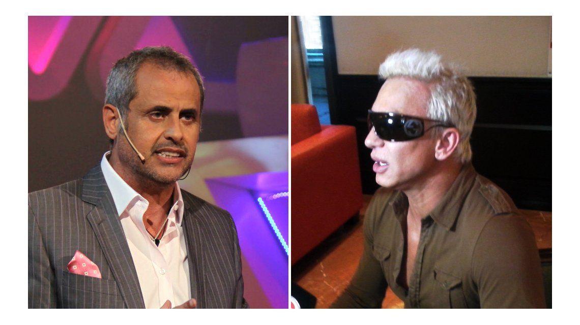 Jorge Rial vs Flavio Mendoza: Al pelotudo se le subió la fama a la cabeza, se recibió de forro
