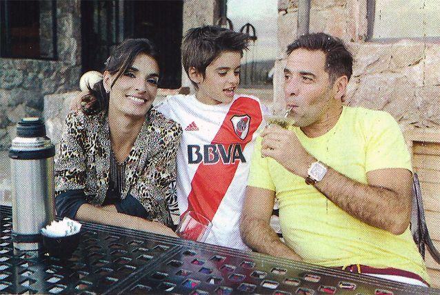En familia, Mariano Iúdica atendió a Flavio Mendoza: Las maldades vuelven como un boomerang
