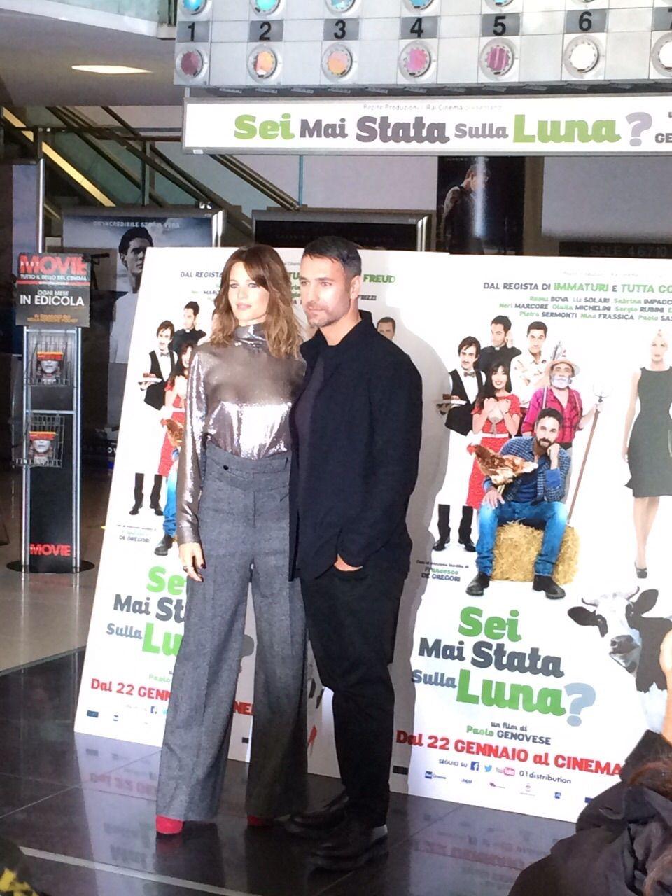 Conocé a la argentina que triunfa en el cine italiano