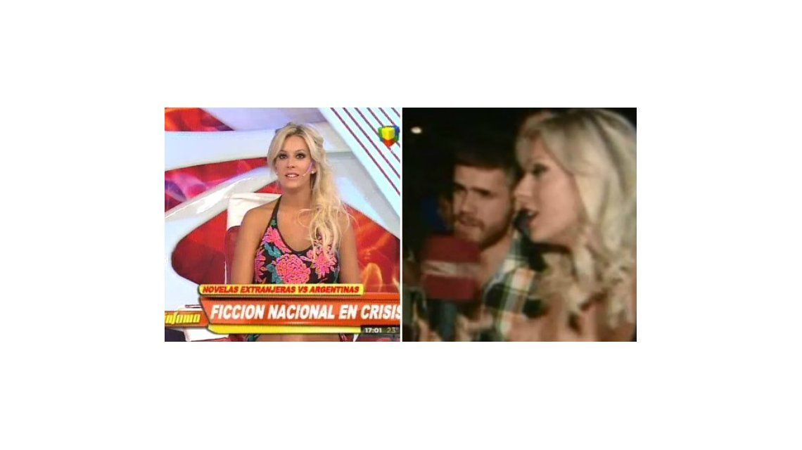 Noelia Marzol calificó a Gastón Soffritti como el galán de la televisión: ¿Qué pasó entre ellos?