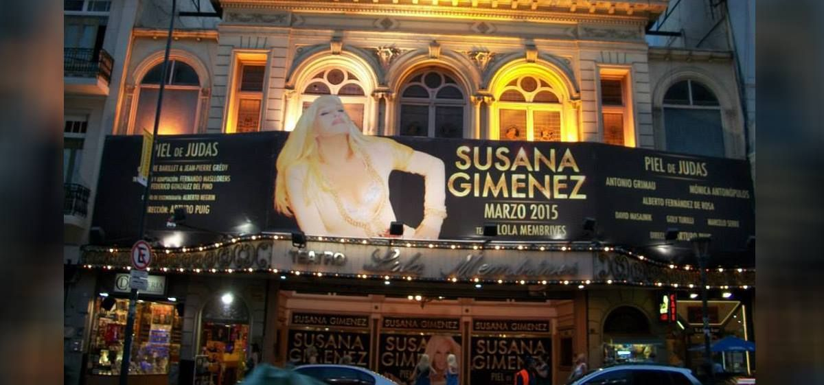 El capricho de Susana Giménez