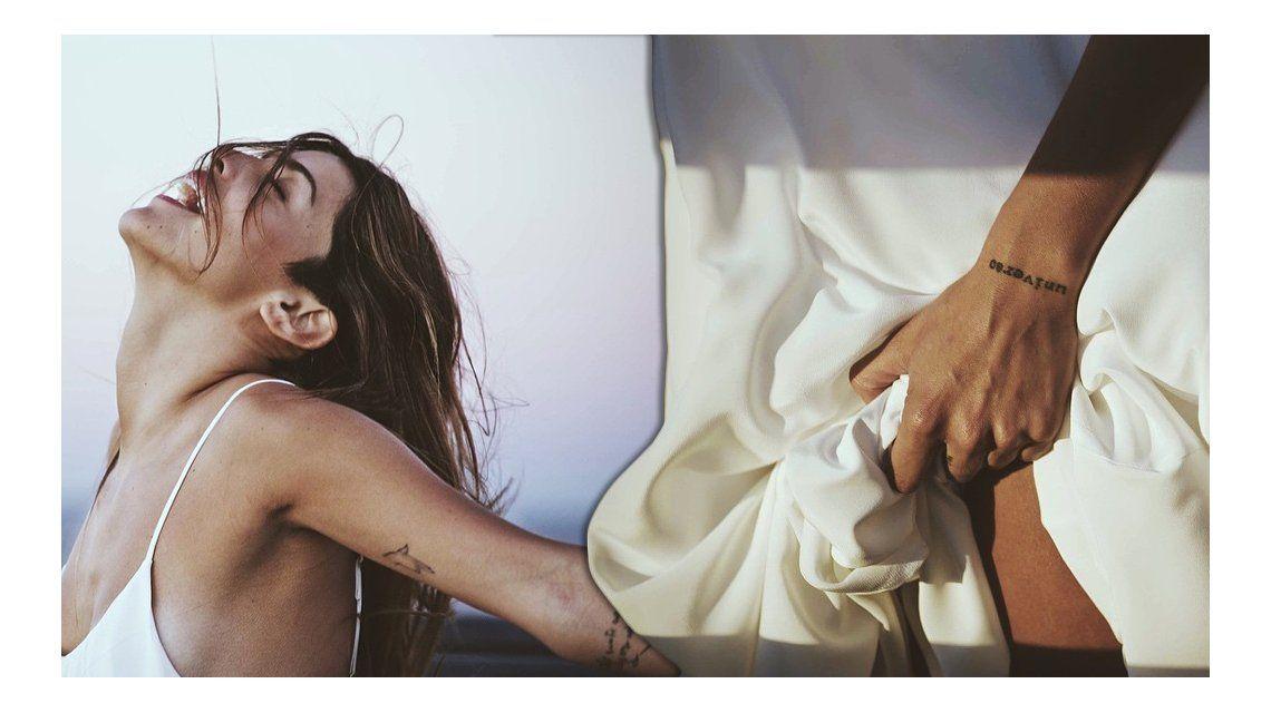 El gesto desagradable de Calu Rivero: su foto agarrando sus partes íntimas