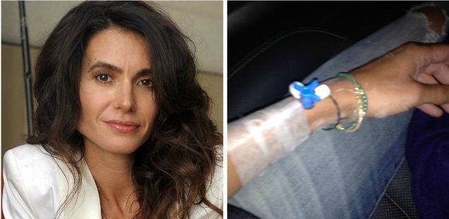Florencia Raggi fue hospitalizada de urgencia en Punta del Este